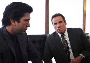Let's talk about 'The People v. O.J. Simpson: American Crime Story' premiere