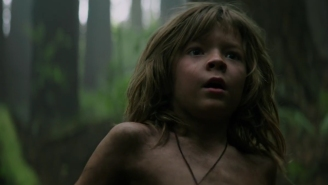 The teaser trailer for 'Pete's Dragon' is, indeed, a tease