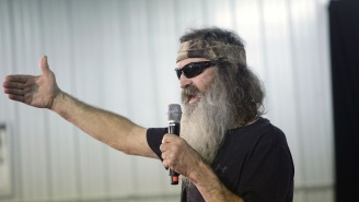 Phil Robertson Urged Ted Cruz Voters To 'Rid The Earth' Of Gay Marriage Supporters