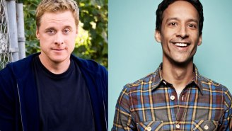 Wash of 'Firefly' and Abed of 'Community' are 'Powerless' on NBC