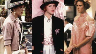 The stories behind Molly Ringwald's 'Pretty in Pink' costumes