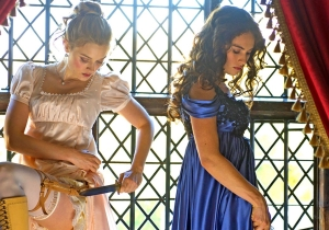 'Pride And Prejudice And Zombies' Features All Of The Above And Little Else