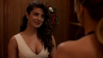 The Rock's 'Baywatch' Movie Just Cast A 'Quantico' Star As Its Villain