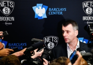 The Nets Hire Sean Marks As GM One Day After Mikhail Prokhorov Insisted On 'Never' Hearing His Name