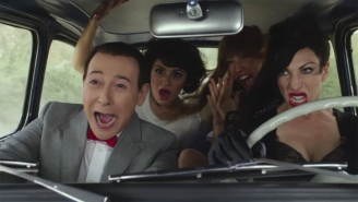 The trailer for 'Pee-Wee's Big Holiday' is here
