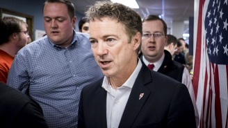 Rand Paul Will Reportedly Drop Out Of The Presidential Race
