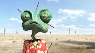 Five Years Later, 'Rango' Is The Ultimate Kids' Movie For Adults