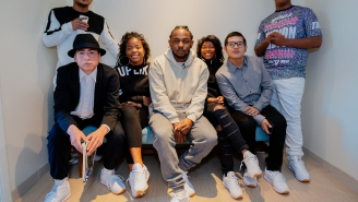 Kendrick Lamar Gave A Group Of High School Students A Life-Changing Experience At The Grammys