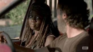 Walking Dead: YES! Wait, does that mean [REDACTED] is going to die?