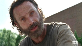 Here's How Twitter Reacted To The Most Joyous Surprise In 'The Walking Dead' History