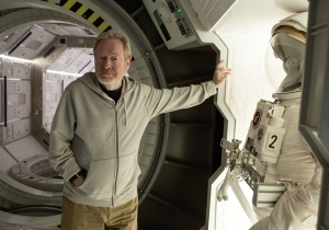 The sci-fi worlds Ridley Scott, 'The Martian' writers dream of calling home