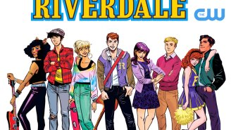 'Riverdale' hopes to take its place as a great teen drama, according to ARCHIE writer