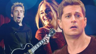 What Your Rob Thomas Pandora Channel Reveals About You