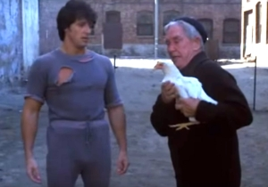 Sylvester Stallone Was Once Arrested For Throwing A Chicken At Someone
