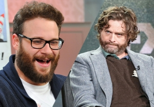 Seth Rogen, Zach Galifianakis, And Bill Hader Are Teaming Up To Find A Woman In Space