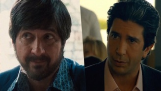 Schwimmer Vs. Romano: Which Former Sitcom Star Best Shed His Image This Week?
