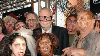 George Romero Blames 'The Walking Dead' For His Inability to Finance His Latest Zombie Flick