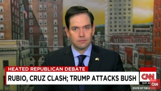 Marco Rubio Knows The True Meaning Behind His 'Spanish' Argument With Ted Cruz