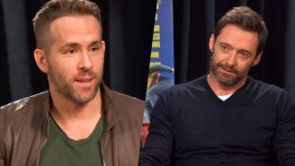 Ryan Reynolds And Hugh Jackman Have Been Joke-Feuding On Twitter