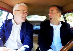 Steve Martin Surprised Everybody By Opening For Jerry Seinfeld And Performing Standup