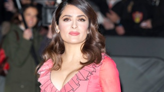 Salma Hayek's Neighbor Will Not Face Charges After Fatally Shooting Her Beloved Dog