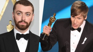 'Milk' Screenwriter Dustin Lance Black Shades Sam Smith Hard After His Oscar Win