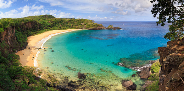 sancho bay - pictures of best beaches in the world