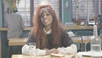 Santigold's New Music Video For 'Can't Get Enough Of Myself' Stars You
