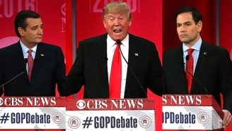 The GOP Candidates Pay Tribute To Justice Scalia Before Breaking Into A Southern Brawl