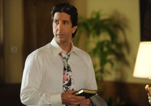 Place Your Bets: How Many Times Will David Schwimmer Call O.J. Simpson 'Juice' On 'American Crime Story'?