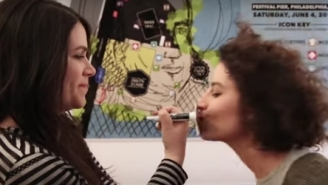 Watch The Ladies From Broad City Announce The Lineup For This Year's Roots Picnic