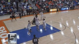 A 'SportsCenter' Top 10 Dunk Might Help This Basketball Player Land A Division I Offer