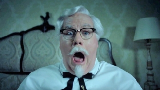 KFC Has A New Colonel Sanders And It's…Jim Gaffigan?