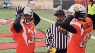 Key And Peele Still Had Some Hingle McCringleberry's Antics Left Over For Stephen Colbert