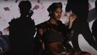 Teyana Taylor Landed Two VH1 Shows After Appearing In Kanye West's 'Fade' Video
