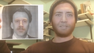 This Face-Swap App Produces Nic Cage Results You'll Never Be Able To Unsee