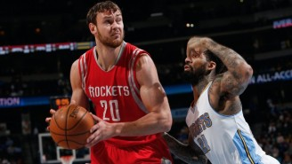 How Donatas Motiejunas' Back Problems Voided The Rockets-Pistons Trade