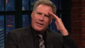 Will Ferrell Gave A Shout-Out To Almost Everyone In His Life On 'Late Night With Seth Meyers'