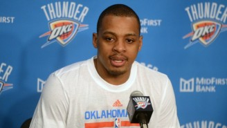 Randy Foye Found Out He Was Being Traded Pretty Much The Same Way You Did