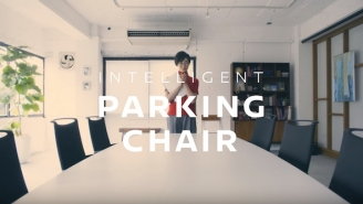 These 'Smart Chairs' Have A Mind Of Their Own And Park Themselves