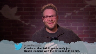 George Clooney, Seth Rogen, And More Highlight An Oscars Edition Of Mean Tweets On 'Kimmel'