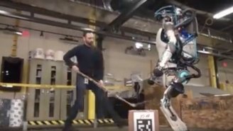 People Are Having Fun With Boston Dynamics Being Mean To Their New Robots