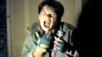Chubby Young Ryan Seacrest Rocking Out To Bon Jovi Is The New 'Star Wars Kid'