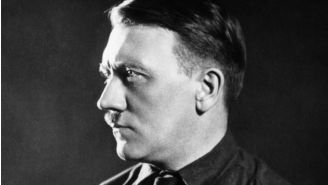Hitler's Manhood Was A Train Wreck, According To Historians