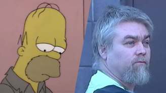 This 'Simpsons' 'Making A Murderer' Parody Is Perfection