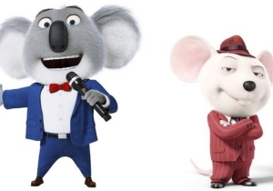 Koala Matthew McConaughey Runs A Talent Show In The First 'Sing' Trailer