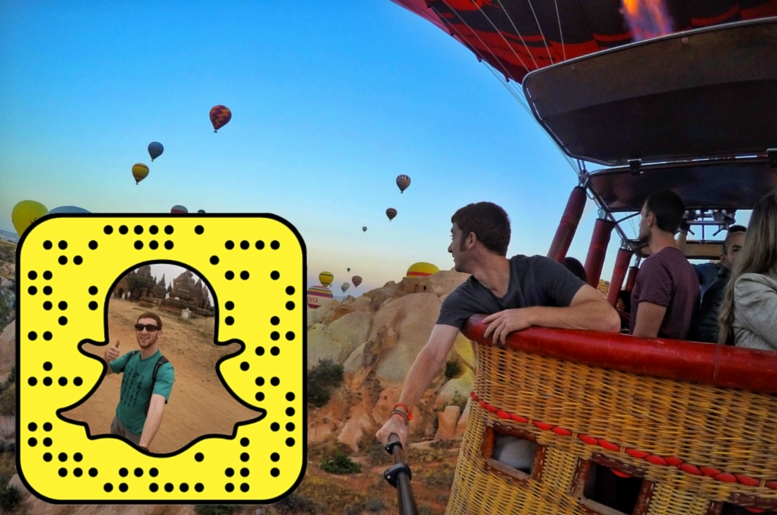 Travelers To Follow On Snapchat