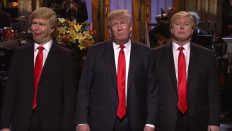 Donald Trump And The Republican Primary Have Broken 'SNL'