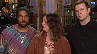 Kanye West Reportedly Almost Bailed On 'Saturday Night Live' At The Last Minute