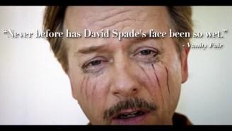 Watch David Spade Make An Oscar Grab In His Dramatic Turn For 'Bleak'